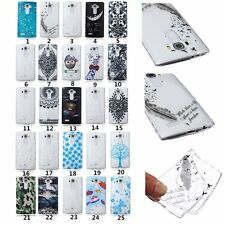 Colorful Gel Rubber Silicone Soft TPU Back Case Cover For LG G3 G4 G5 K10 K5 K4
