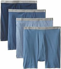 Hanes 7349C4 Mens Dyed Boxer Brief (Pack of 4)  Colors- Choose SZ/Color.