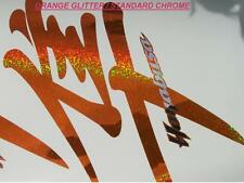 Decals for First Generation Hayabusa, Kanji Graphics Specialty Films gsx1300 r