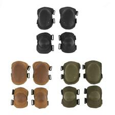 Outdoor CS Military Tactical Protective Gear Skating Cycling Elbow Knee Pads Set