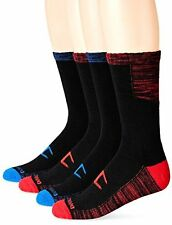 Champion Mens Socks CH712 X2 4-Pack Outdoor Crew- Choose SZ/Color.