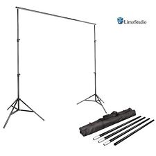 Photography Photo Video Stand Studio Background Backdrop Support Portable Case