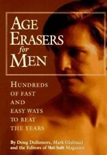 Mens Health Age Erasers for Men 100s Easy Ways 2 Beat the Years Doug Dollemore +