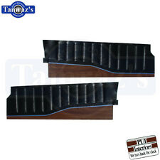 1974 Dodge Charger Front Door Panels PUI New