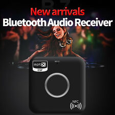Wireless B7 Bluetooth 4.1 StereoAudio Receiver For Speaker Headphone Car 3.5mm