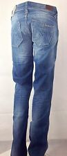 "Pepe Jeans Ladies ""Olympia L15"" medium blue Straight Leg W26/L34 - W30/L34W25"