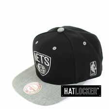 Mitchell & Ness - Brooklyn Nets Greytist Snapback