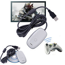 PC Wireless Gaming USB Game Receiver Adapter For Xbox360 Xbox 360 Controller ZP