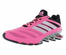 adidas Women's Springblade Ignite Solar Pink/Silver Metallic/Black Synthetic