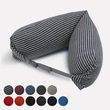 New Large Size Memory Foam U Shaped Travel Pillow Neck Support Head Rest Cushion