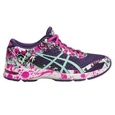 Asics Gel-Noosa Tri-11 WOMEN'S RUNNING SHOES, PINK/PURPLE/MINT- US 9, 9.5 Or 10