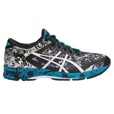 Asics Gel-Noosa Tri-11 MEN'S RUNNING SHOES, BLUE/WHITE/BLACK - US 11.5, 12 Or 13