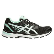 Asics Gel Excite-4 WOMEN'S RUNNING SHOES, BLACK/WHITE/MINT - Size US 6, 6.5 Or 7