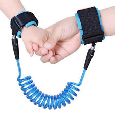 Toddler Anti Lost Safety Link Kids Baby Wrist Leash Strap Hand Belt