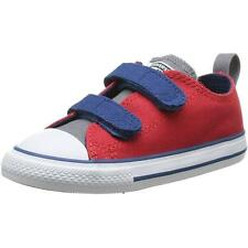Converse Chuck Taylor All Star 2V Infant Casino Textile Trainers