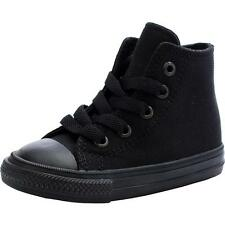 Converse Chuck Taylor All Star II Infant Black Monochrome Textile Trainers