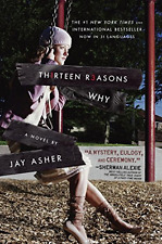 NEW Thirteen Reasons Why by Jay Asher (Hardcover) FREE SHIPPING