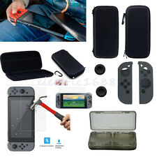 Bag Case / Screen Protector / Card Box / Cap Accessories For Nintendo Switch HOT