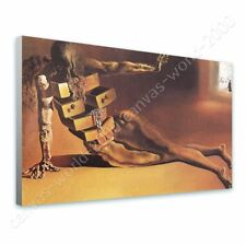 READY TO HANG CANVAS Anthropomorphic Cabinet Salvador Dali Frame Framed Art