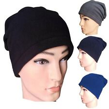 3 in 1 Cycling Winter Fleece Scarf Neck Warmer Face Mask Hat Snood Skiing Hiking