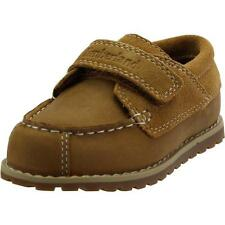 Timberland Pokey Pine Oxford Infant Wheat Leather Boat Shoes
