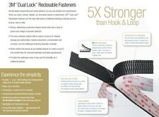 3M Dual Lock Fastener SJ3550, High Strength Fastener, Suitable for Outdoor Use