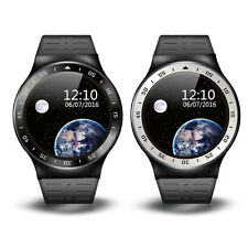 Smart Watch GPS WiFi 5.0MP HD Camera GSM 3G WCDMA Quad-Core Android 5.1 8G ROM