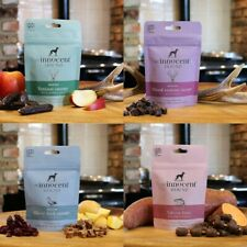 The Innocent Dog Luxury Treats for Dogs 100g Natural Hypoallergenic