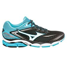 Mizuno Wave Ultima-8 WOMEN'S RUNNING SHOES, BLACK/BLUE - Size US 9.5, 10 Or 11