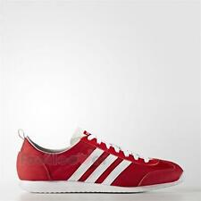 Shoes Adidas NEO VS Jog AW3886 Running Man Sneakers Scarlet White Fashion Casual