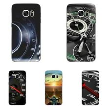 Case For Samsung Galaxy S4 S7 Edge Soft TPU Cell Phone Back Cover Skins Car Tank