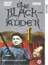 THE BLACK ADDER SERIES ONE 1 ROWAN ATKINSON TONY ROBINSON BBC UK DVD NEW SEALED
