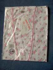 LADIES DRESSING-GOWN/HOUSECOAT  - POLYCOTTON ALL SIZES 10/12 - 14/16 - 18/20
