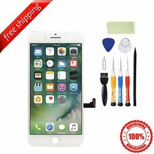 Original LCD Display Touch Screen Digitizer Replacement For iPhone 7Plus - White