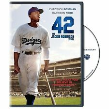42 The Jackie Robinson Story (DVD, 2013) - D0305