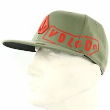 VOLCOM Pistol men's flex fit hat moss