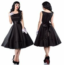 "50er Years Pin Up Vintage Rockabilly Dress "" Coco "" Dance / Petticoat Skirt"
