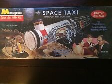 MONOGRAM Willy Ley  ORIGINAL SPACE TAXI - Transport and Work Ship