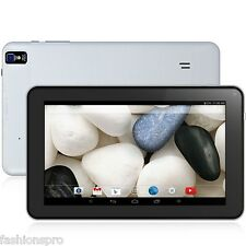 9 inch Android 4.4 Tablet PC Quad Core A33 1.3GHz WVGA Screen 512MB RAM 8GB ROM
