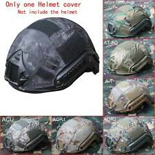 Outdoor Airsoft Paintball Tactical Military Gear Combat Fast Helmet Cover Tool