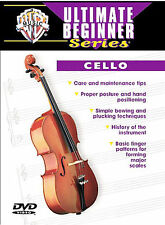 The Ultimate Beginner Series Cello Instruction DVD