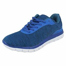 Mens Airtech Lace Up Sports Trainers Profile