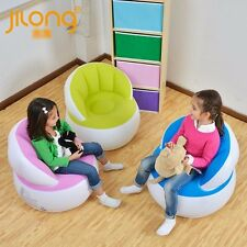 Lovely Durable Children's Inflatable Sofa Cackrest Kids Sofa Leisure Chair