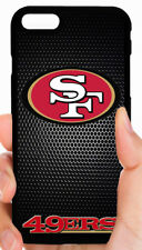 NEW SAN FRANCISCO 49ERS NFL PHONE CASE COVER FOR IPHONE 7 6 6S 6 PLUS 5C 5 5S 4S