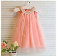 2017 Fashion Baby Girl Clothes Newborn Toddler Infant Dress Summer Outfit Dress