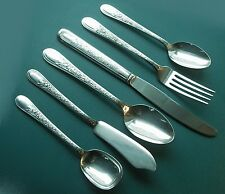 FORTUNE BuY the Piece Wallace Silver 1932 Silverplate Flatware