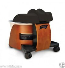 CONTINUUM PEDICUTE PORTABLE PEDICURE SPA- TWO COLORS TO CHOOSE FROM!