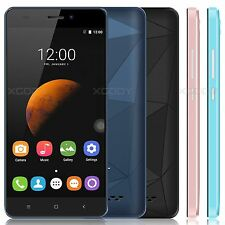 """OUKITEL 4 Core Smartphone 5"""" Android 6 Unlocked Mobile Phone DualSIM 1+8GB HD 3G"""