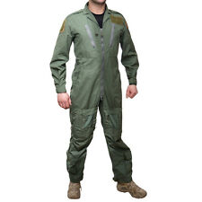 Coverall Aircrew MK 16A British RAF Green Royal Air Force Flight Suit Sage Army