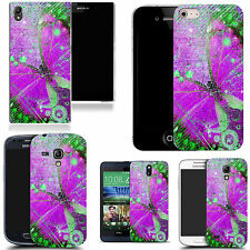 art case cover for many Mobile phones  - heebie jeebies butterfly silicone